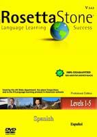 Rosetta Stone Spanish Version 3 - آموزش زبان اسپانیولی ورژن 3
