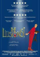 The Illusionist – انیمیشن شعبده باز