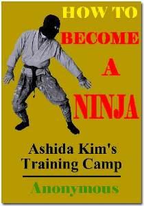 آموزش مبارزه به سبک نینجا