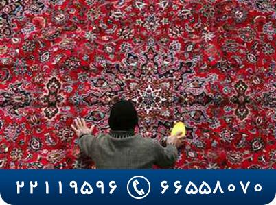 نکاتی جهت شستشوی فرش در قالیشویی