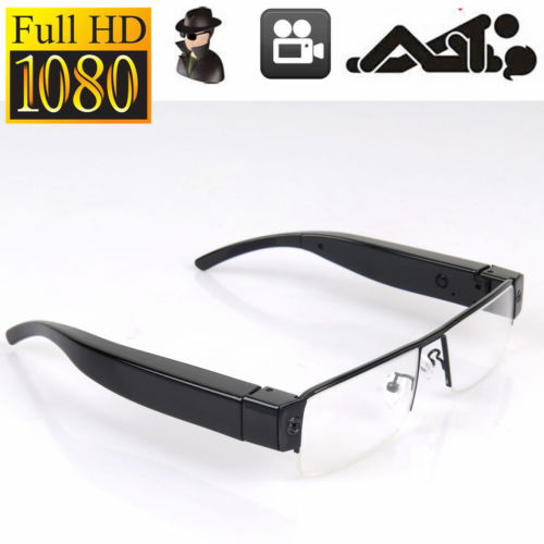 عینک دوربین عکاسی Mini HD Spy 1080P