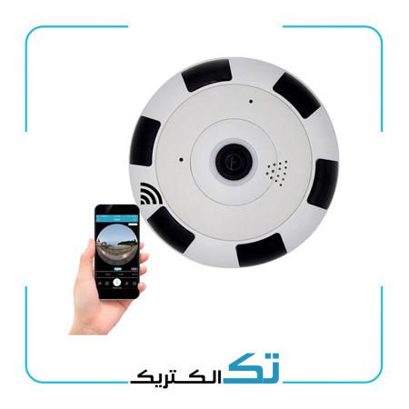 دوربین مدار بسته 360 درجه