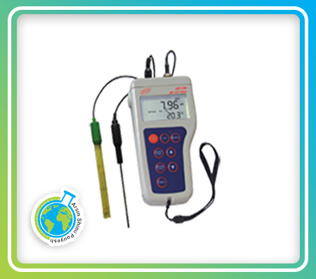 pH متر پرتابل مدل AD130