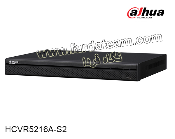 دستگاه ضبط 16 کانال 1080P HDCVI DAHUA داهوا HCVR5216A-S2