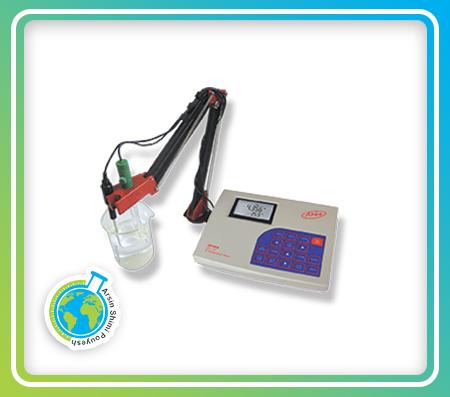 pH متر رومیزی مدل AD1000