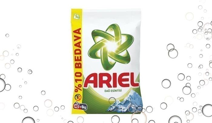 پودر لباسشویی آریل 6 کیلویی - Ariel