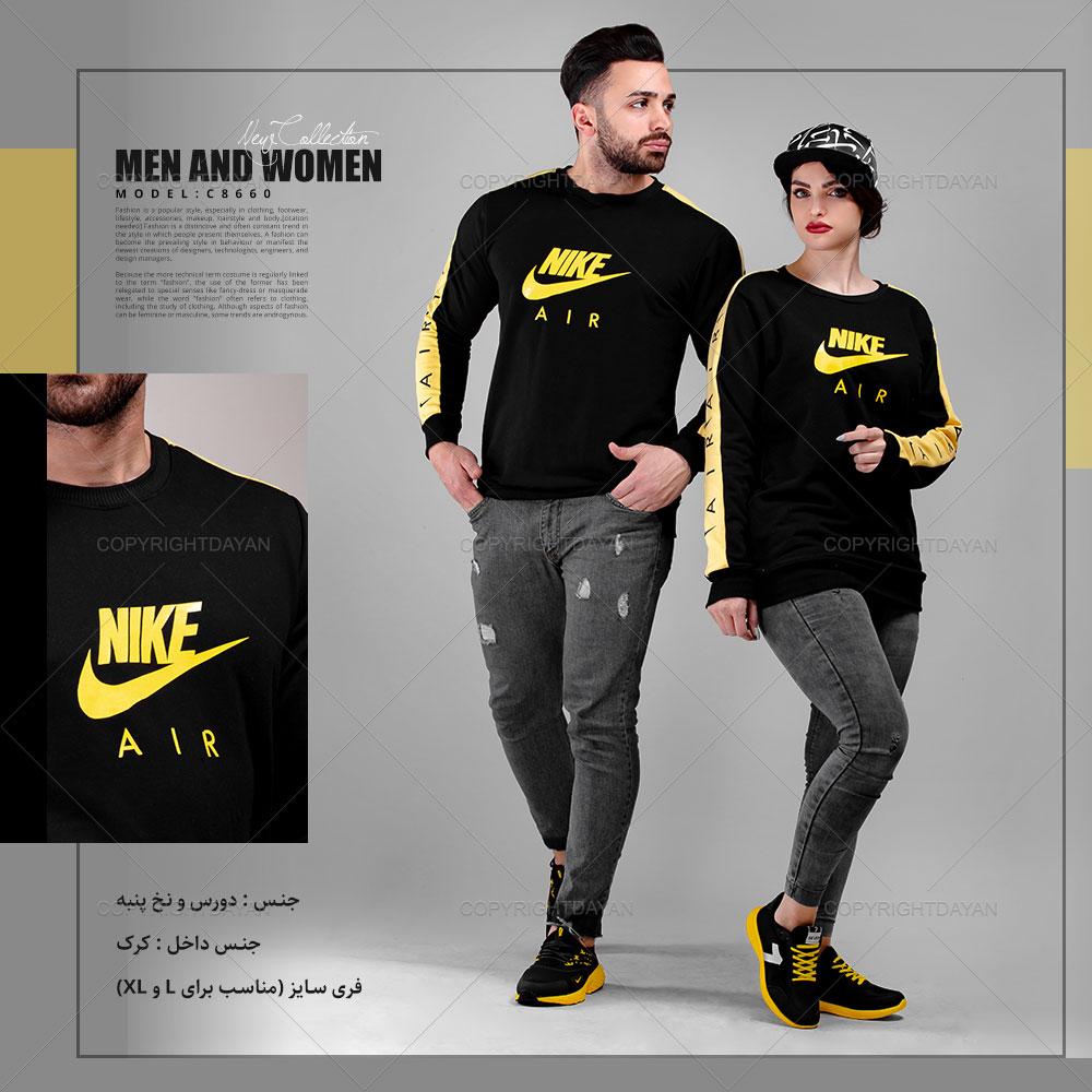 ست بلوز مردانه و زنانه Nike