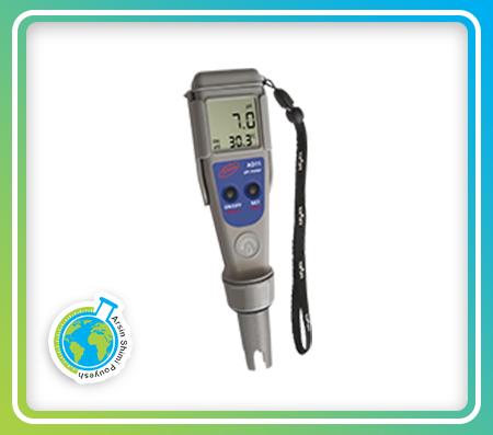 pH متر قلمی مدل AD11