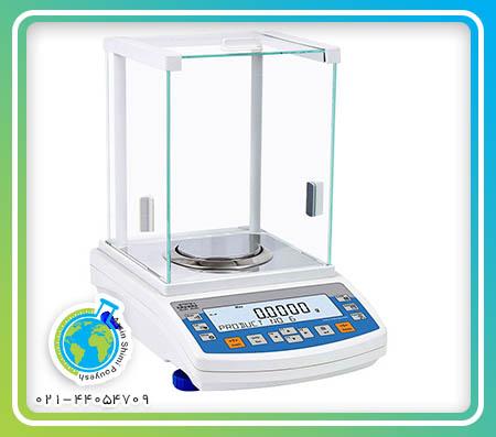 ترازوی آزمایشگاهی 4 صفر مدل AS 110.R1