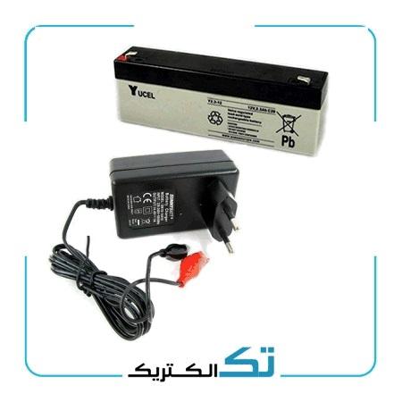 باتری و شارژر اتوماتیک