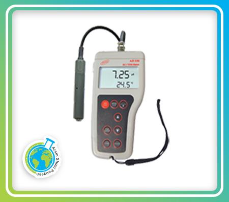 EC/TDS متر پرتابل مدل AD330