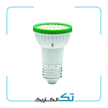 لامپ هالوژن سبز