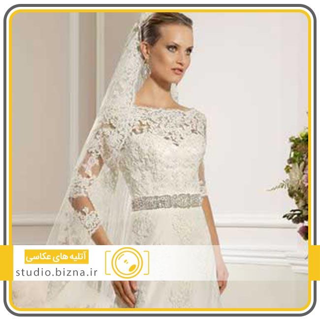 انتخاب لباس عروس مناسب مکان عروسیتان