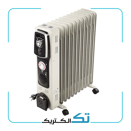 شوفاژ برقی 11 پره تک الکتریک