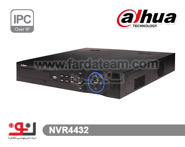 دستگاه NVR داهوا 32 کانال  NVR4432