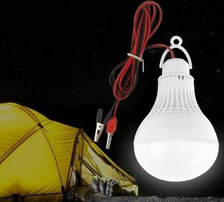 لامپ سیار خودرو 12V