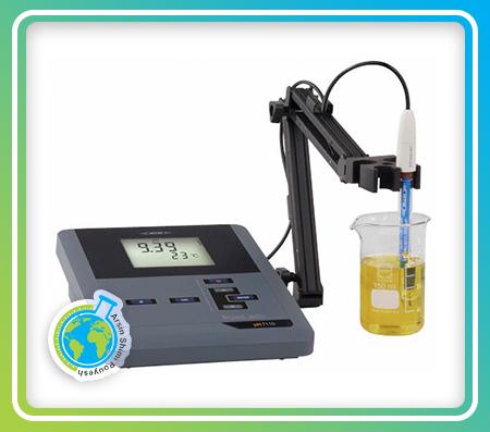 pH متر 7110 رومیزی WTW