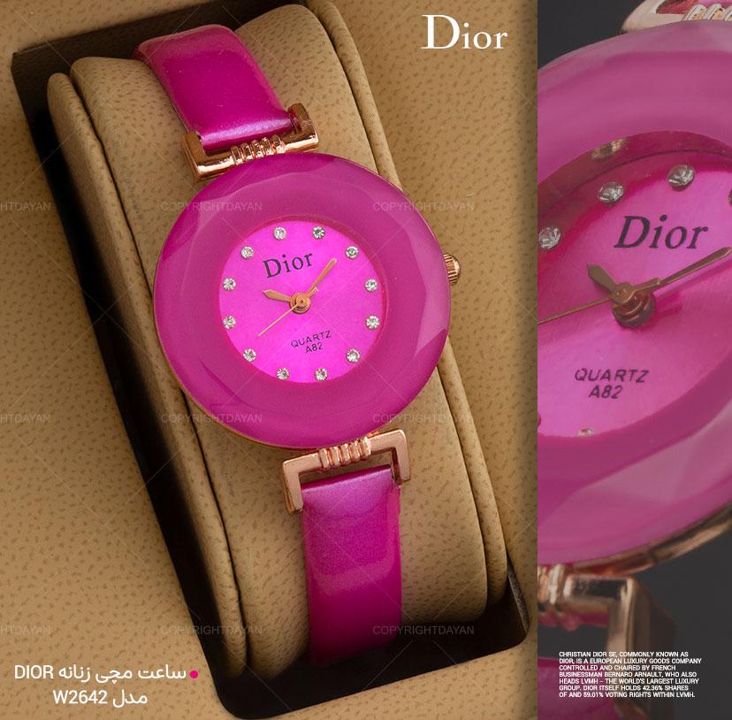 ساعت مچی زنانه Dior