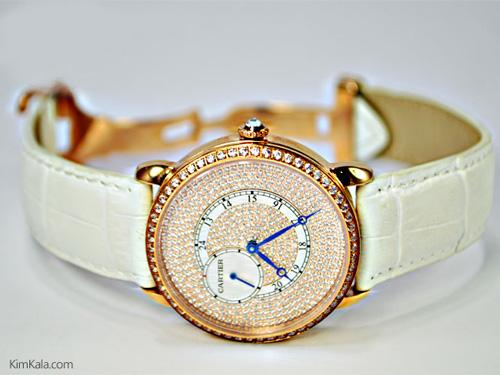 فروش ویژه ساعت مچی زنانه کارتیر F55K