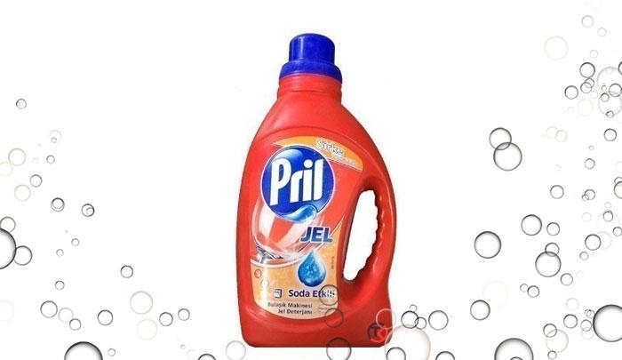 ژل ظرفشویی همه کاره پریل - Pril