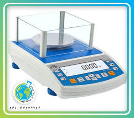 ترازوی آزمایشگاهی دابل رنج مدل PS 200/2000.R2