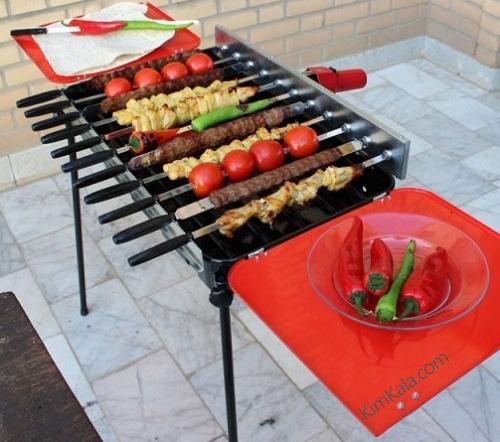 کباب پز پلین