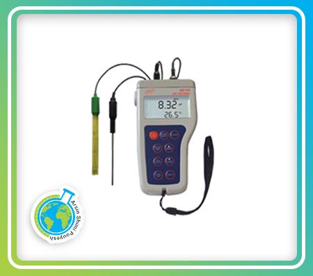 pH متر پرتابل مدل AD132