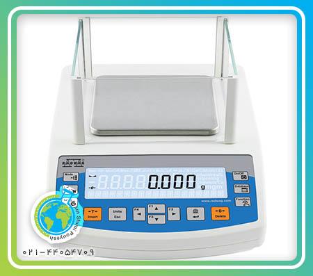 ترازوی آزمایشگاهی دابل رنج مدل PS 200/2000.R1