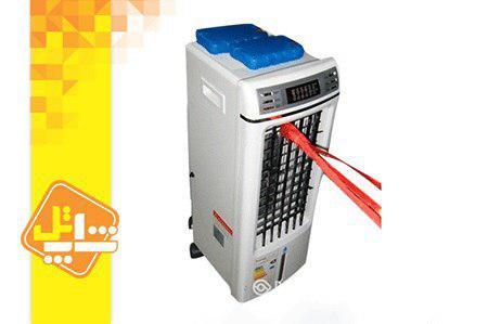 بخاری برقی فن دار (سه کاره)
