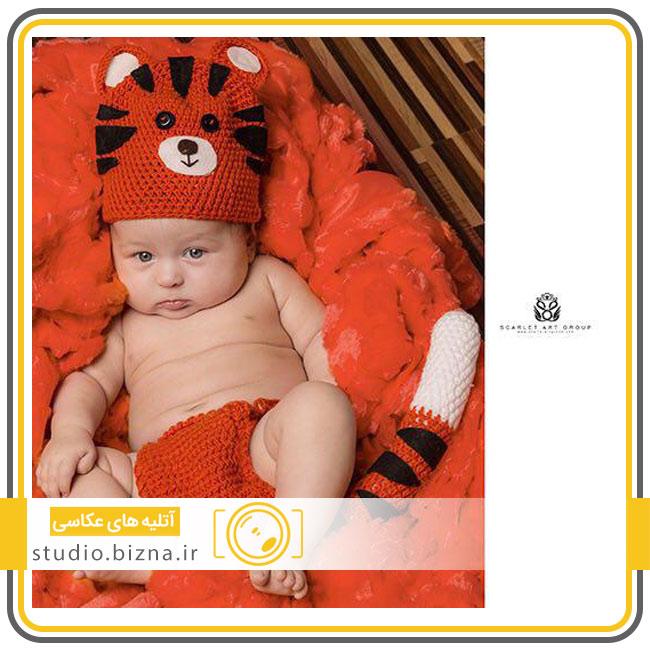آتلیه کودک و نوزاد اسکارلت-آتلیه سهروردی
