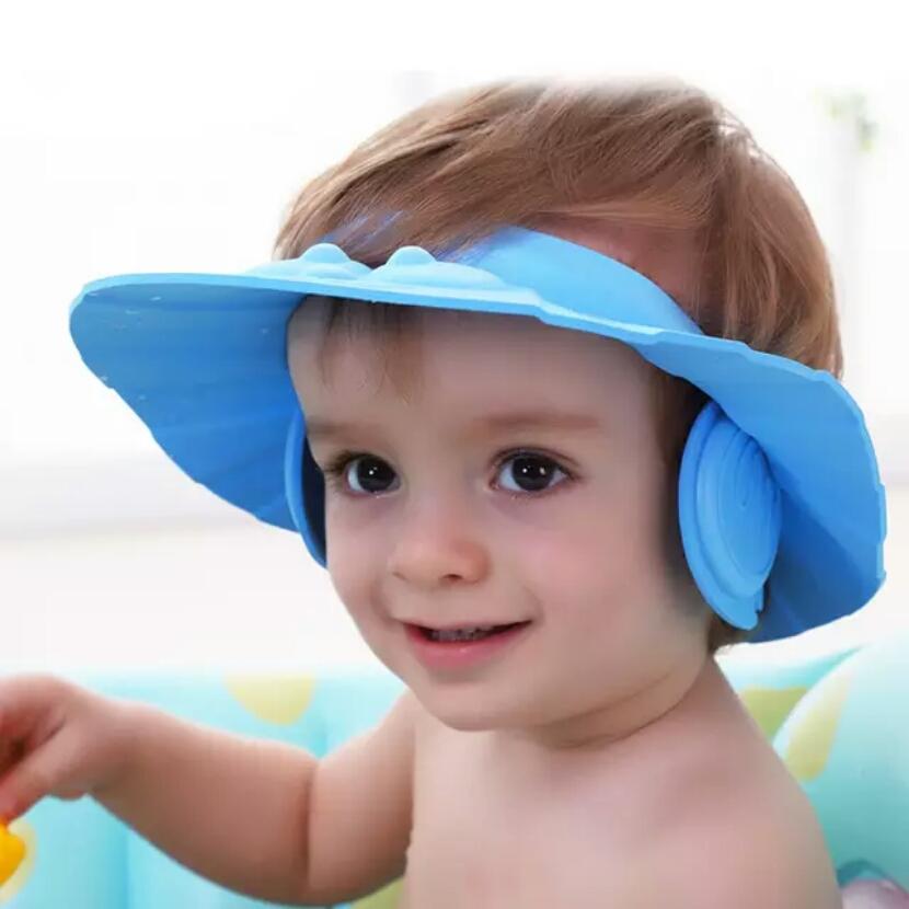 کلاه حمام و اصلاح موی کودک