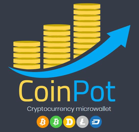 معرفی کیف پول Coinpot (کوین پات) و سایت های کسب درآمد متصل به آن