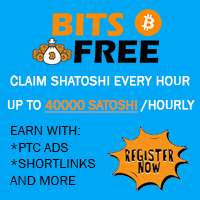 کسب قطرهای بیت کوین با سایت bitsfree