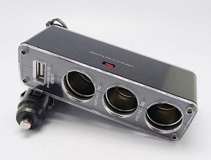 تبدیل و سه راهی فندکی مدل WF-0120