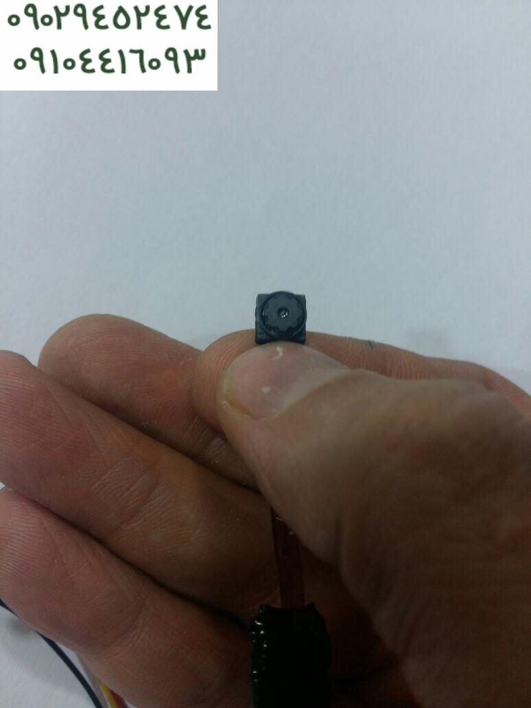 کوچکترین مدل دوربین و میکروفون بیسیم جاسوسی ۰۹۱۰۴۴۱۶۰۹۲