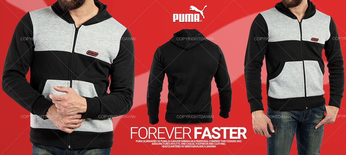 سوئیشرت مردانه Puma(توسی)