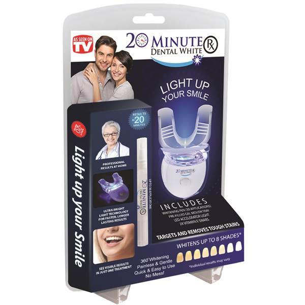دستگاه سفید کننده و براق کننده دندان