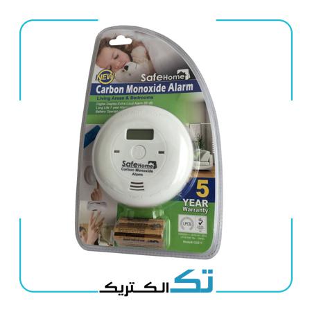 هشدار دهنده منوکسید کربن با باتری