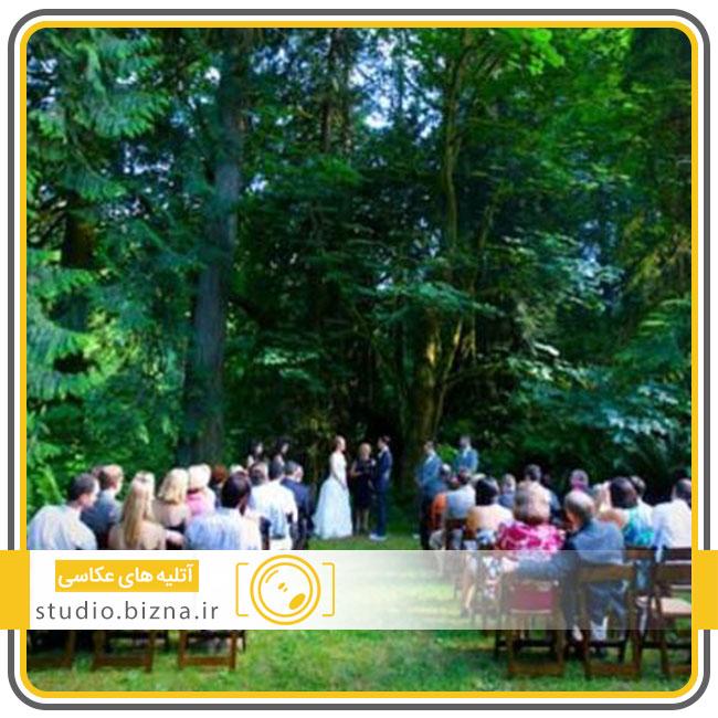 برگزاری جشن عروسی خاص