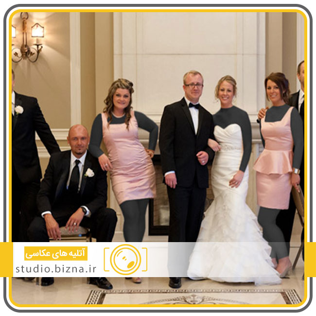 جشن عروسی کلاسیک