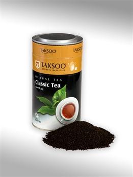 چای سیاه قوطی
