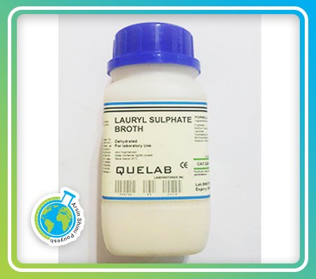 Lauryl sulphate broth