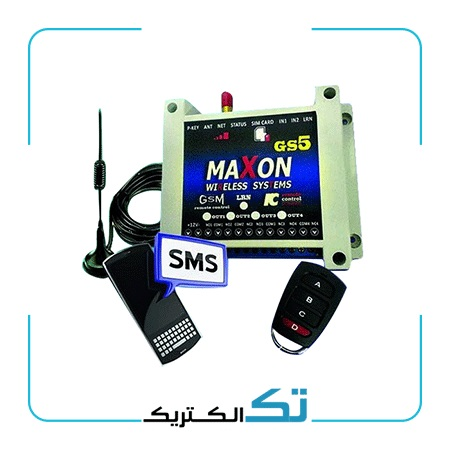 اس ام اس کنترل و کنترل رادیویی