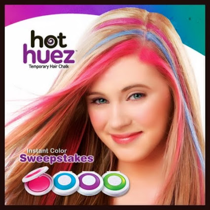 گچ رنگ مو هات هیوس