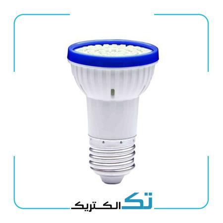 لامپ هالوژن آبی