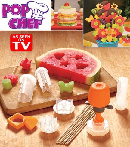 قالب میوه تخفیف ویژه  Pop Chef