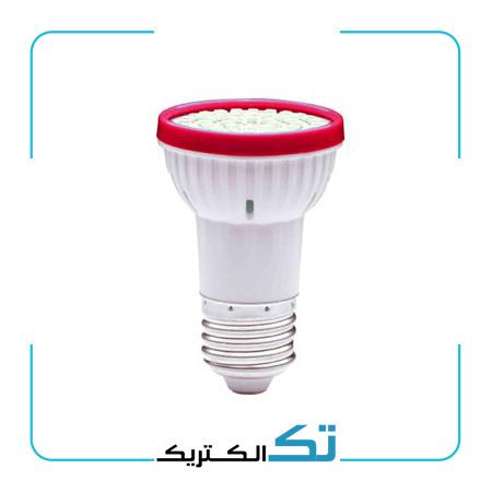 لامپ هالوژن قرمز