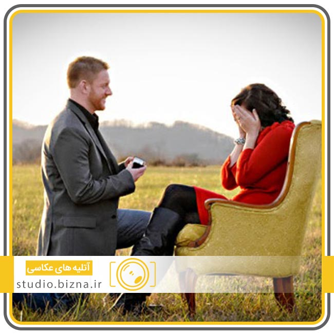 پیشنهاد ازدواج
