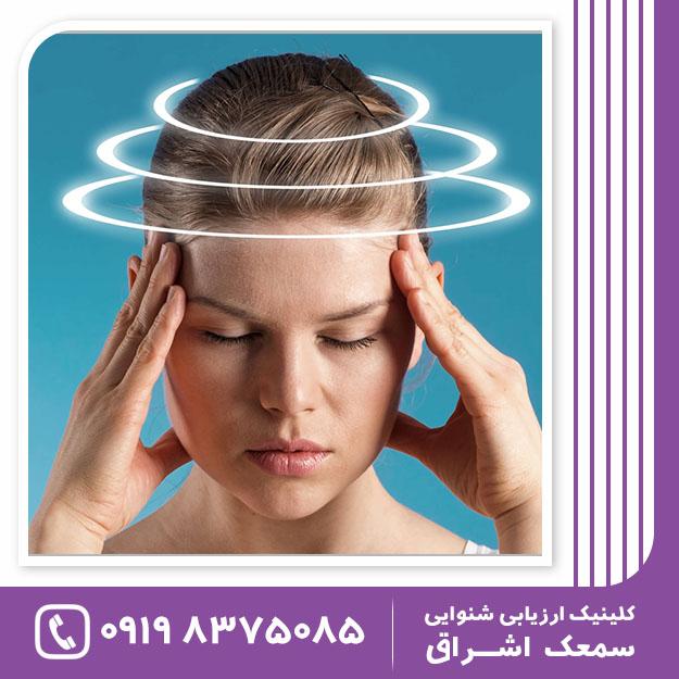 تست های تعادل و سرگیجه ( ECochG و VEMP )