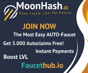 دریافت اتوماتیک ارز دیجیتال رایگان در سایت moonhash
